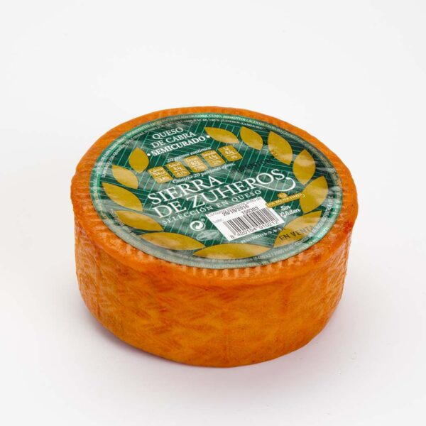 Sierra de Zuheros Semicurado Pimentón